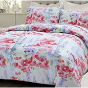 ARIEL - Water Colour Printed Bed Set