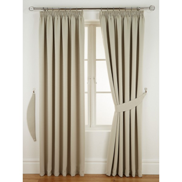 Blackout Curtains blackout curtains 90×90 : BLACKOUT - TAPE TOP - READY MADE CURTAIN