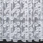DAISY – An Allover Daisy Net Curtain. Sold by the Metre. Cut to Width.